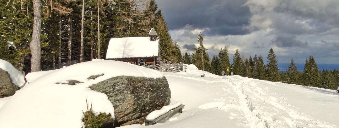 Bergkapelle am Reinischkogel