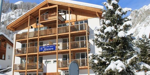 Apart Hotel Alvetern in Samnaun-Ravaisch