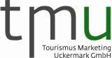 Logo tmu Tourismus Marketing Uckermark GmbH