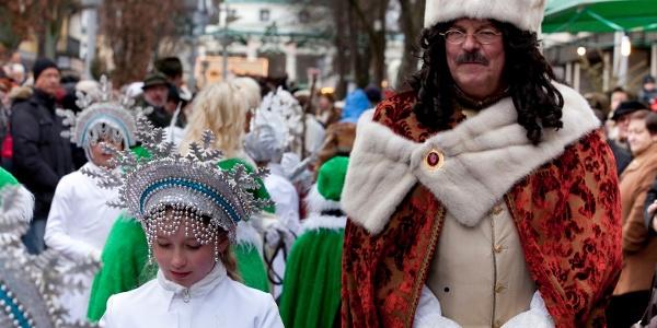 Zar Peter Winter-Weihnachtswochenende