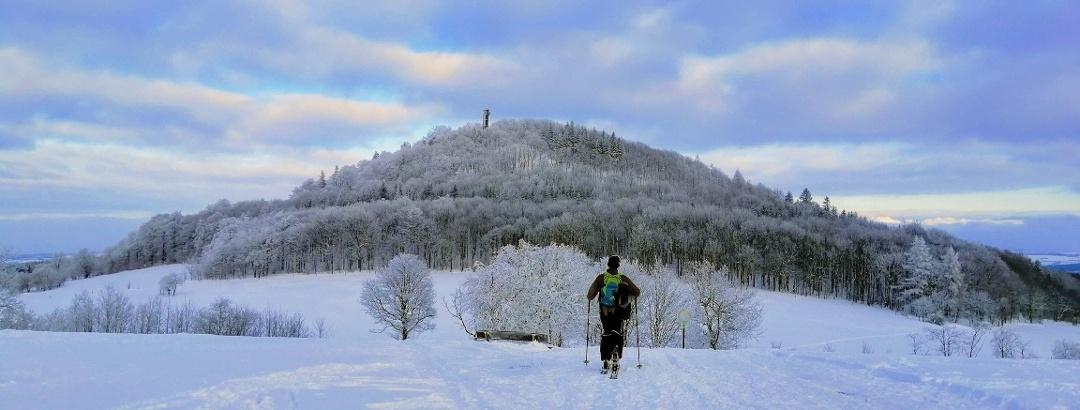 Geisingberg winterlich