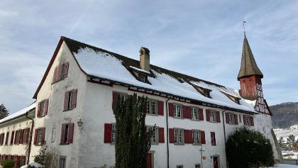 Probstei Wagenhausen im Winter