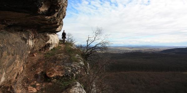 A Pes-kő sétány