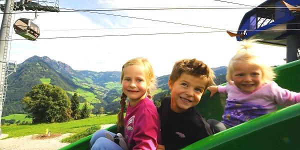 Fun 4 Kids 💖 Familienpark Alpbachtal . Juppi Zauberwald