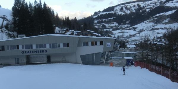 Grafenberg Talstation