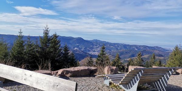 Ausblick Buchkopfturm