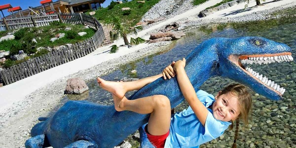 TIPP mit Kids Trip Tirol 💖Triassicpark Steinplatte Waidring