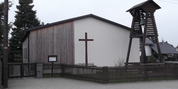 Stephanuskapelle Mehltheuer
