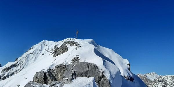 Karkopf Gipfel