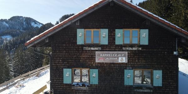 Kappeler Alp während Corona auch geschlossen