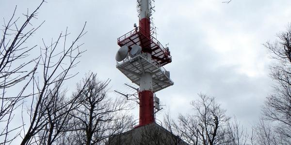 Großer Hirschenstein Sender