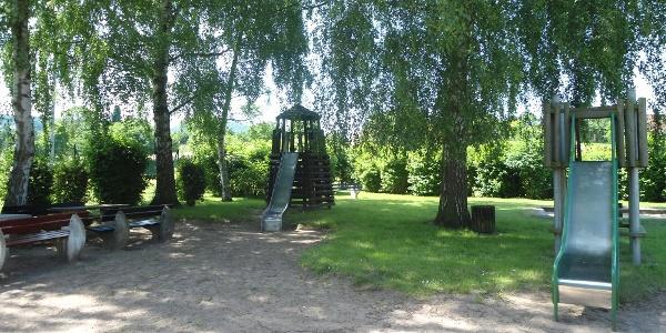 Spielplatz Thal - Sportplatz