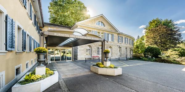Kurhotel Im Park  - Schinznach Bad