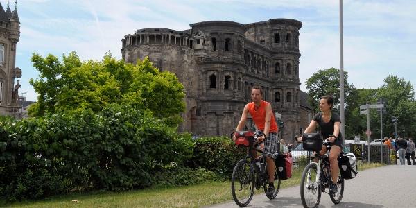 Das Etappenziel Trier