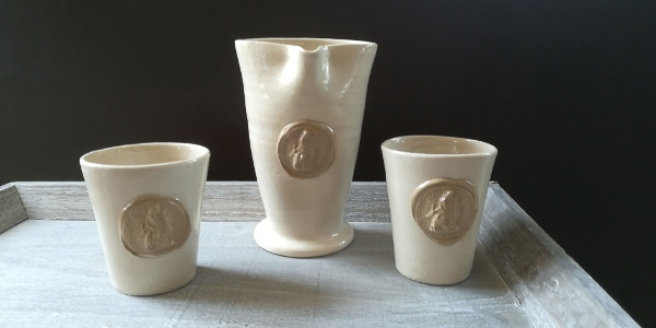 Individuelle Keramik