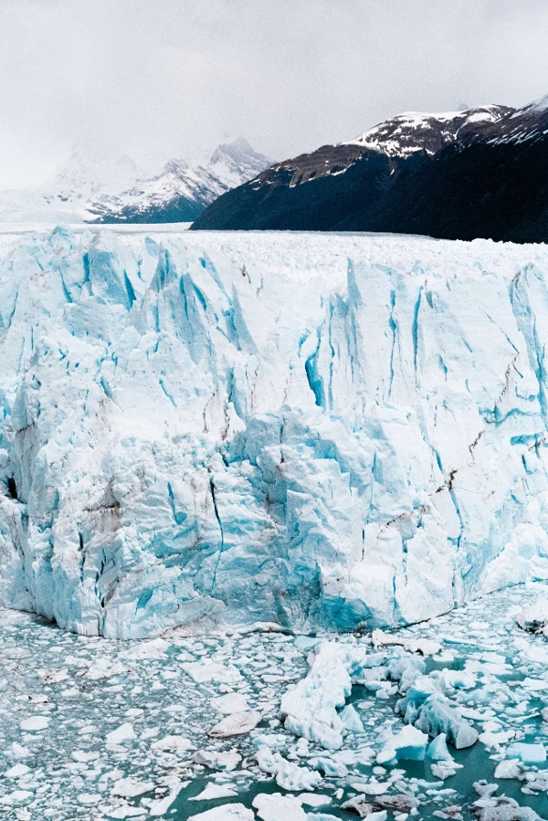 Pared Glaciar Perito Moreno (Santa Cruz, Argentina)