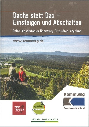 Titelbild Wanderführer Kammweg