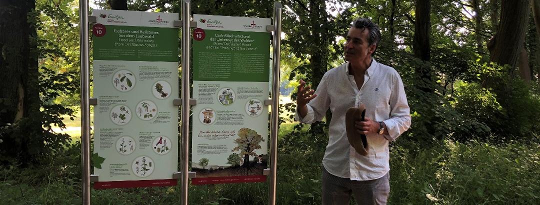 Ewilpa - Der Essbare Wildpflanzenpark in Bad Pyrmont