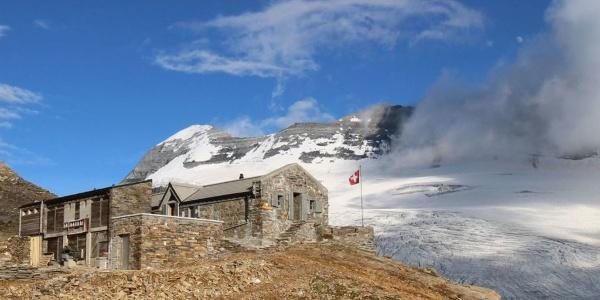 Monte Leone Hütte SAC