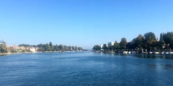 Schleifenroute - Konstanz