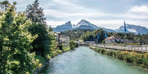 An der Berchtesgadener Ache