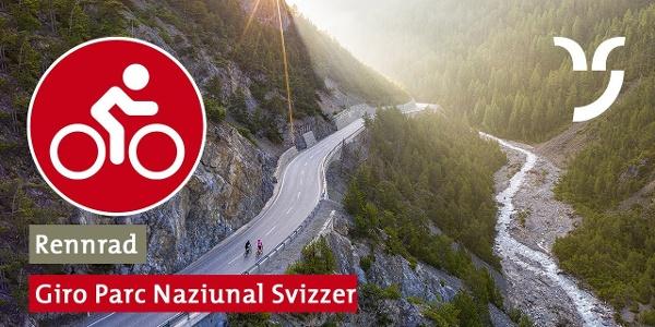 Giro Parc Naziunal Svizzer (Rennrad)