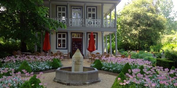 Teehaus im Kurpark