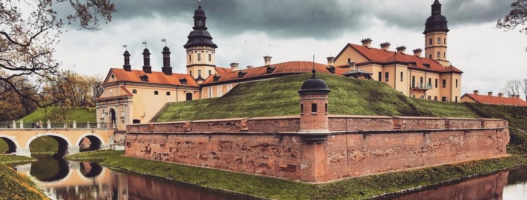 Несвижский замок - лучший музей-заповедник Беларуси