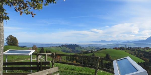 Aussichtspunkt Oberlehn Menzberg