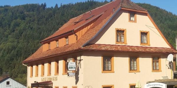 Hotel Hirsch in Seebach