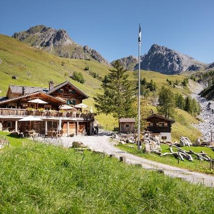Berg-Sternehotel Heimeli