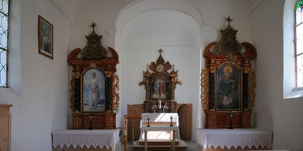 St. Jakobuskirche Hochkrumbach
