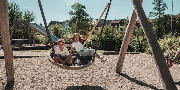 Spielplatz Schelklewiese Baiersbronn