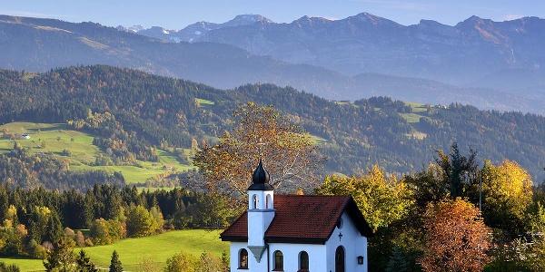 Hubertus Kapelle in Forst