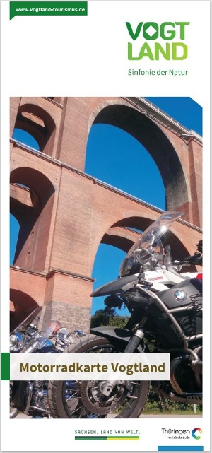 Titelbild Motorradkarte 2021