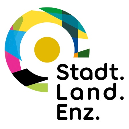 Logo Stadt. Land. Enz.