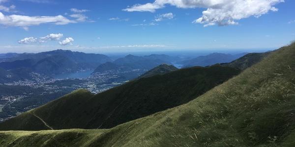 Alpe Foppa - Duragno - Piano di Mora