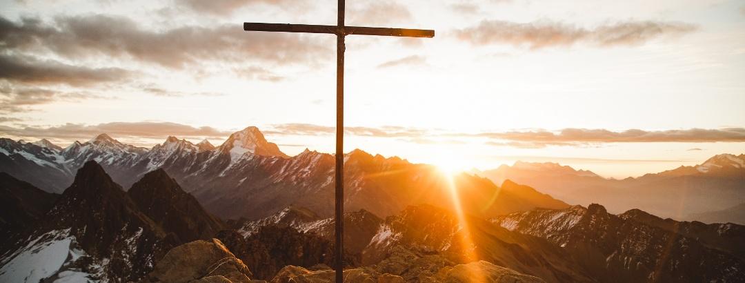Sonnenaufgang aufs Torrenthorn
