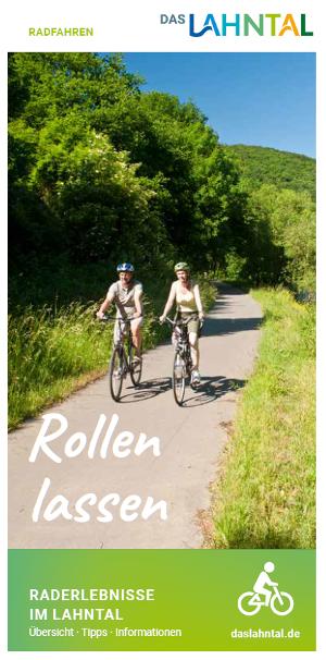 Rollen lassen - Radfahren im Lahntal