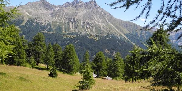 Klopairspitze peak