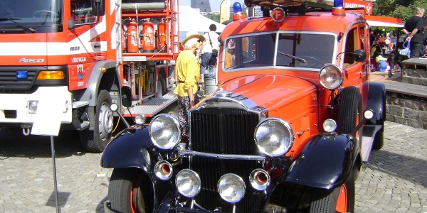 Feuerwehr-Oldtimer-Verein-Hard