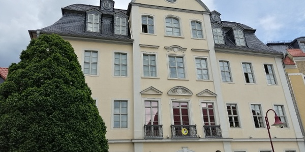 Palais in Bad Köstritz