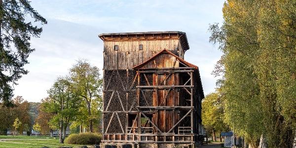 Gradierwerk | Bad Kissingen