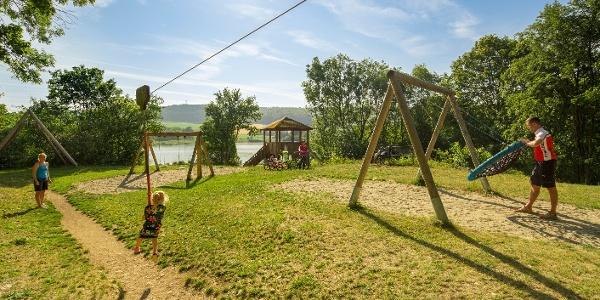 Spielplatz am Härtsfeldsee