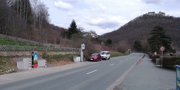 Elektroauto-Ladestation Waldeck