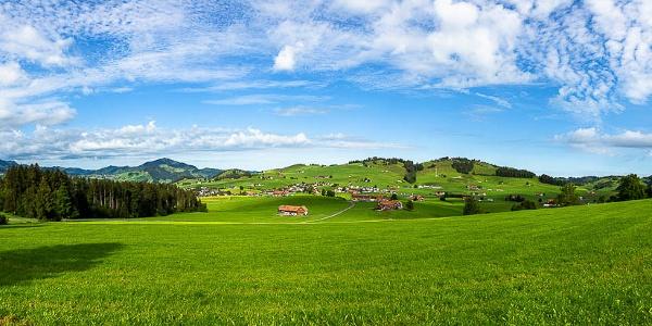 Panorama Appenzellerland