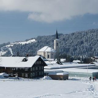 Alberschwende Kirchdorf