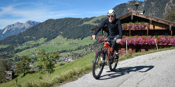 e-Bike Gauditour Alpbach - Wurmhof mit Karsten Migels