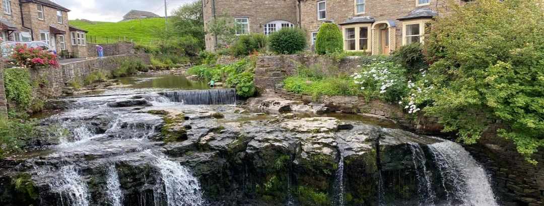 The pretty village of Hawes