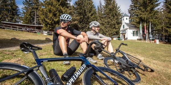 Rennradfahren auf den Masenberg
